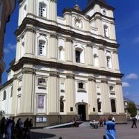 В Івано-Франківську підсвітять фасад Кафедрального собору Святого Воскресіння
