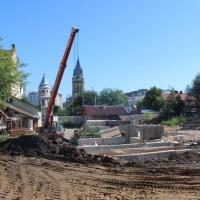 Хід будівництва ЖК по вул. Незалежності, 148 станом на липень