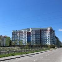 """Хід будівництва містечка """"Калинова Слобода"""" станом на липень"""