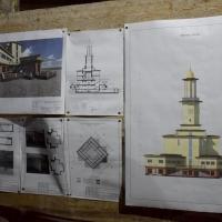 У Франківську показали проект реконструкції історичних приміщень Ратуші. Фото