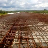 Міст у Драгомирчанах планують відкрити вже восени. ФОТО,ВІДЕО