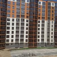 """Стан будівництва житлового масиву """"Паркова Алея"""" на липень"""