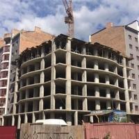 """Хід будівництва """"Європейський Сіті"""" комплекс ІІІ станом на серпень"""