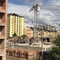"""Хід будівництва ЖК """"Левада Затишна"""" станом на серпень"""