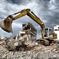 У Франківську під знесення підпадає понад 3000 кв м виробничих будівель