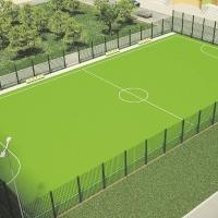 У Франківську побудують футбольне поле за понад мільйон гривень