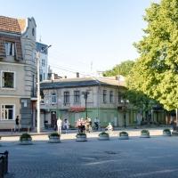 Знайомимось з історичними будівлями Івано-Франківська. Будинок БрумберҐерів
