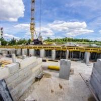 Хід будівництва містечко Козацьке станом на серпень