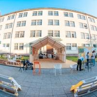 Івано-Франківськ виділить понад 3 млн грн на створення скверу перед друкарнею на Січових Стрільців