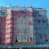 """На """"Дністрі"""" буде дві вежі. В мерії обіцяють контролювати ремонт готелю"""