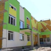 «МЖК Експрес-24» будує дитячий садочок на 90 місць в новому мікрорайоні біля парку ім.Шевченка