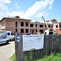 Будівництво дитячого садка у Крихівцях призупинено, міська влада звинувачує підрядника