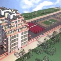 """""""Вамбуд"""" обіцяє суттєво збільшити площу під будівництво скверу на міському озері"""