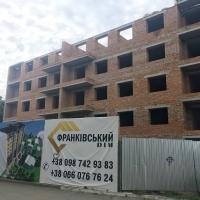 Хід будівництва ЖК по вул. Сніжна, 52 станом на серпень