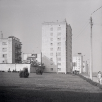 У мережі показали фото перших висоток зведених в Івано-Франківську