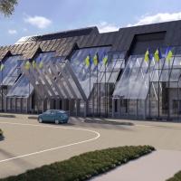 У мережі оприлюднили проект реконструкції Франківського аеропорту. Фото