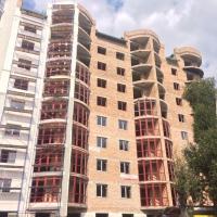 Хід будівництва ЖК по вулиці Гната Хоткевича станом на серпень