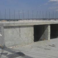 """Хід будівництва """"Skу центр"""" станом на серпень"""