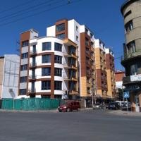 Хід будівництва ЖК по вулиці Залізнична, 3 станом на серпень