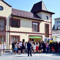 У Франківську відкрили нову будівлю обласного державного нотаріального архіву