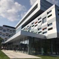 У Львові відкрили сучасну мультифункціональну бібліотеку на базі УКУ. Фото