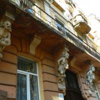 У Франківську відреставрують фасад пам'ятки архітектури по вулиці Шевченка