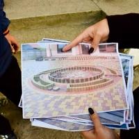 У Франківську за півмільйона гривень облаштують сквер на Мазепи