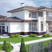 Скільки коштує звести приватний будинок у Франківську