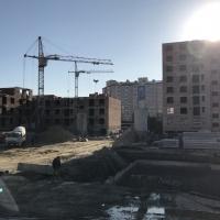 """Хід будівництва ЖК """"Левада Затишна"""" станом на жовтень"""