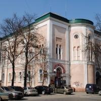 Знайомимось з історичними будівлями Івано-Франківська. Поступова синагога. ФОТО