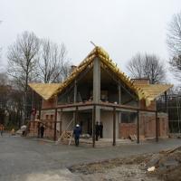 На Франківщині триває будівництво візит-центру за кошти ЄС