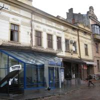 Знайомимось з історичними будівлями Івано-Франківська. Будинок на Бельведерській, з якого почалася «Друкарня Хованця». ФОТО