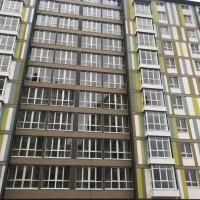 """Хід будівництва ЖК """"Левада"""" (3-та черга) станом на листопад 2017 року"""