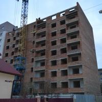 Хід будівництва ЖК по вул.Сніжна, 52 станом на листопад 2017 року