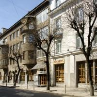 Знайомимось з історичними будівлями Івано-Франківська. Будинок Осипа Маланюка. Фото