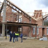 На Франківщині завершується профінансоване ЄС будівництво візит-центру
