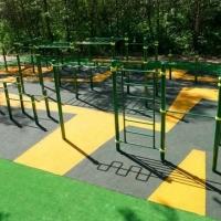 У Франківську вже вп'яте оголосили торги з будівництва спортивного майданчика на Вовчинецькій