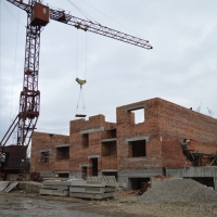 Хід будівництва ЖК Парковий маєток станом на листопад 2017 року