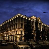 На підсвітку будівлі медичного університету Івано-Франківськ витратить понад мільйон гривень