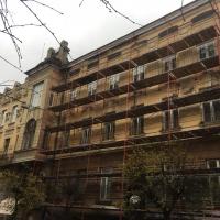 У мерії визначилися з фірмою, яка відреставрує фасади будівель на Курбаса