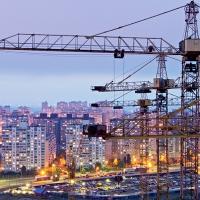 У 2017 році українські підприємства виконали будівельних робіт на суму понад 70 млрд гривень