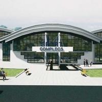 В Івано-Франківську побудують сучасний спортивний комплекс на 5 тис місць