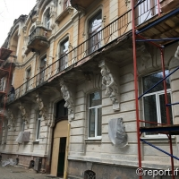 Як у Франківську рятують столітні кам'яниці