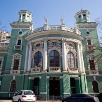 НААН продала пам'ятку архітектури в центрі Києва російському банку - ЗМІ