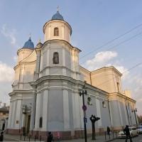 Знайомимось з історичними будівлями Івано-Франківська. Вірменська церква. ФОТО