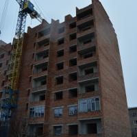 Хід будівництва ЖК по вул.Сніжна, 52 станом на грудень 2017 року