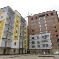 """Хід будівництва житлового комплексу в районі парку Шевченка від компанії """"МЖК Експрес-24"""""""