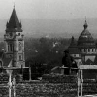 Як будувався Івано-Франківськ. Раритетне відео 1971 року