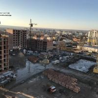 """Хід будівництва ЖК """"Левада Затишна"""" станом на грудень 2017 року"""