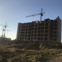 """Хід будівництва ЖК """"Левада Дем'янів Лаз"""" станом на грудень 2017 року"""